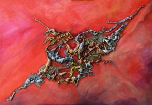 galerie-peinture-cazo-les-derniers-venus-tableau-art-tellurique-comete-rouge-300x207
