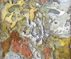 Galerie peinture CAZO artiste peintre abstrait de l