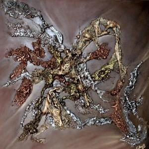 tableau-abstrait-chocolat-art-tellurique-divers-300x300