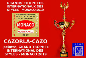 Grand trophées internationaux monano 2019