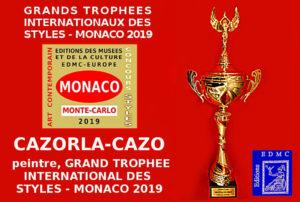 Grand trophées internationaux monano 2019