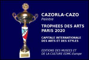 Trophées des arts Paris